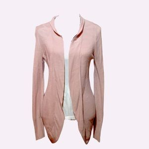 A new day Pink long sleeve cardigan